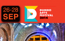 Dumbo Arts Festival, 26-28 Sep, Brooklyn, NY