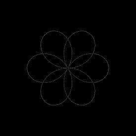 Curve 3: 6-petal Rose